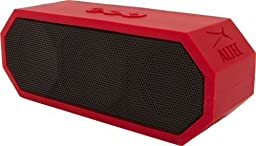Altec Lansing Interchangeable Silicone Jacket Bluetooth Speaker (iMW645-BLK XL)