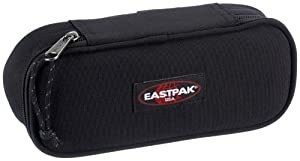 Crayon Eastpak Case Black Oval