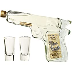 HijosdeVillaTequilaReposadoPistolen-Flasche(1 x 0.2 l)