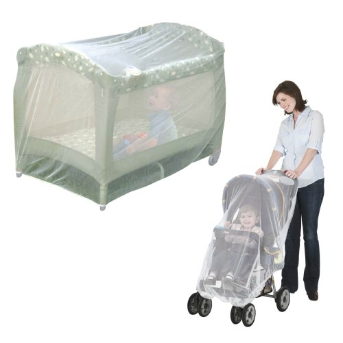 Jeep Playpen & Stroller/Infant Carrier Netting Set - 1