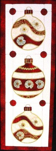 Artsi2 A2ORN3A Christmas Ornaments Wall Hanging Kit