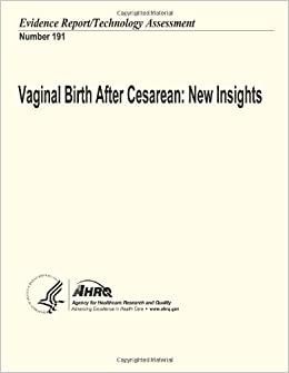 Vaginal birth after caeserian