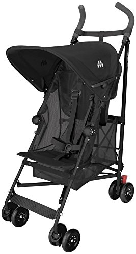 Why Should You Buy Maclaren Volo Stroller, Black