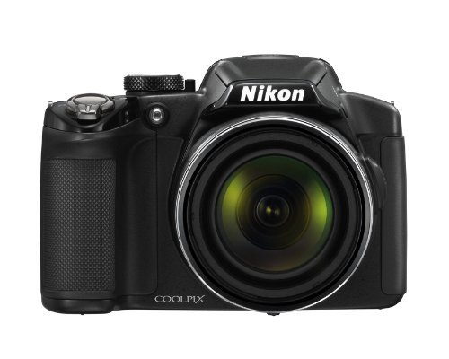 Nikon COOLPIX P510 Compact Digital Camera - Black