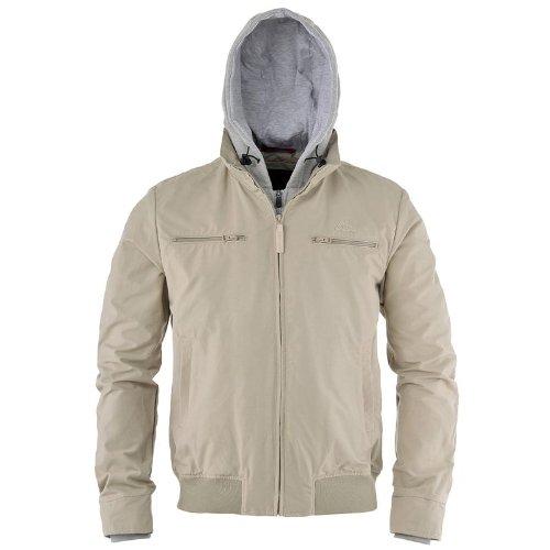 Giubbotto - HEINRICH - Robe di Kappa - S - Sand-Lt grey mel