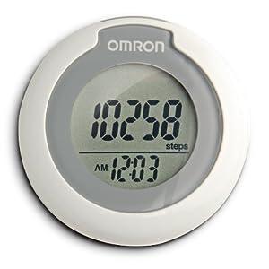 Omron HJ-150 Hip Pedometer