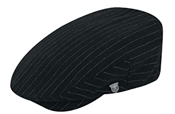 Peter Grimm Men's Formal Hat,Black,Small/Medium