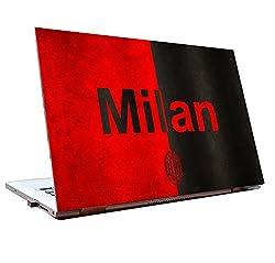 Laptop Skins 12 inch - AC Milan - Football club - HD Quality - Dell-Lenovo-Ac...