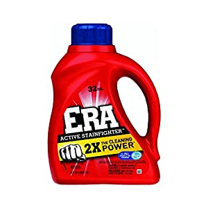 Amazon Com Era Regular Liquid Laundry Detergent 50 Ounce