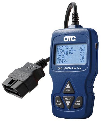 OTC 3109N Trilingual OBD II/EOBD & CAN Scan Tool