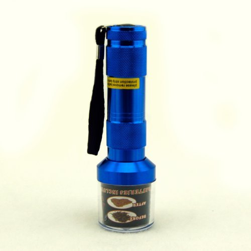 Prosmoker-Electric-Grinder-Tabcco-Spice-Herb-Grinder-2nd-Generation-Blue-by-Prosomker