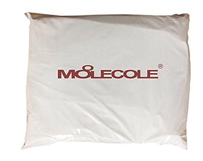 Moolecole Women Polka Dots Printed Waterproof Shower Cap Double Layer Bathing Cap Elastic Band Spa Shower Hat