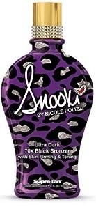 Snooki Ultra Dark 70XBlack Bronzer w/ Skin Firm & Toning 12oz