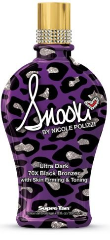Snooki Ultra Dark 70XBlack Bronzer w/ Skin Firm