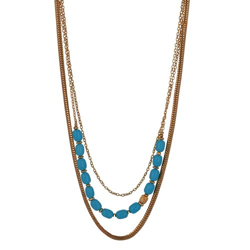 3Strand Long Necklace