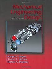 Shigley s Mechanical Engineering Design by Richard Budynas