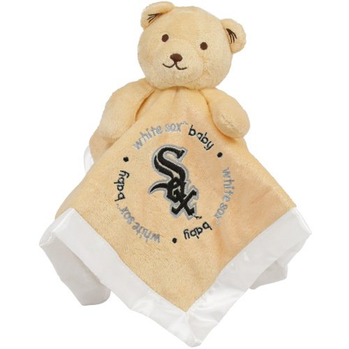 Baby Fanatic Security Bear Blanket, Chicago White