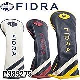 FIDRA フィドラ 2016 FW P383275 フェアウェイウッド用 ヘッドカバー (ネイビー/レッド)