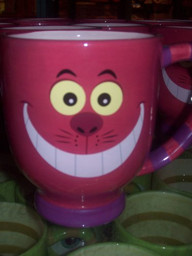 New Cheshire Cat Disneyland Coffee Cup