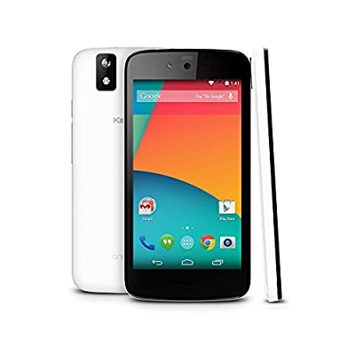Karbonn Sparkle V (Smoky White, 4 GB)