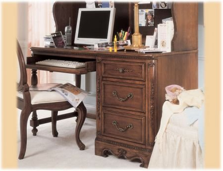 Buy Low Price Comfortable Jessica McClintock Heirloom Drawer Computer Desk – Lea Furniture 228-345 (B005LWRLJK)
