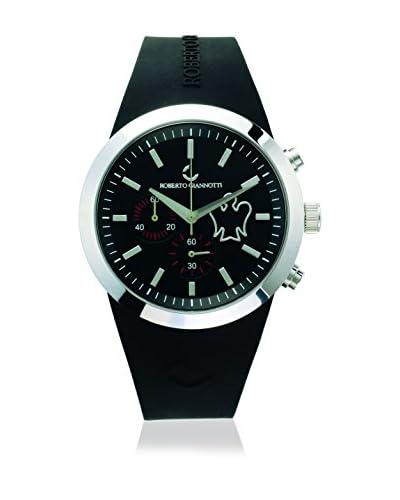 ROBERTO GIANNOTTI Reloj de cuarzo Unisex Angeli Time Negro 42 mm