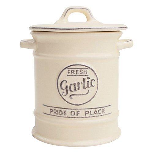 Pride of Place pot à ail en en vieux Crème