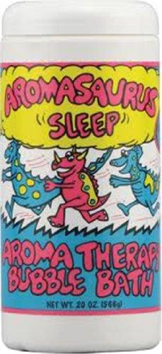 Abra Therapeutics Aromasaurus Sleep Aromatherapy Bubble Bath -- 20 Fl Oz
