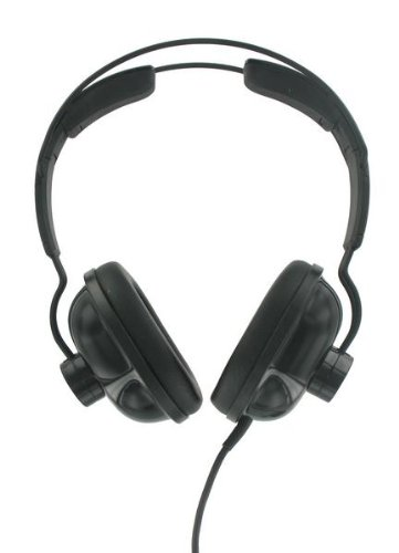 Superlux Hd-651B Black Circumaural Closed-Back Headphones