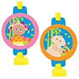 In the Night Garden Party Blowouts, pack of 8by In the Night Garden