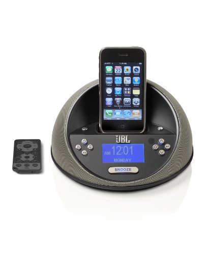 Jbl On Time Micro Speaker System For Ipod (Black)