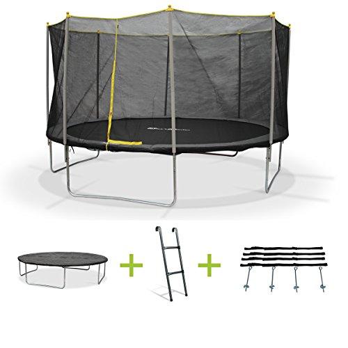 trampoline 430 cm avec filet garden allstore meilleur. Black Bedroom Furniture Sets. Home Design Ideas