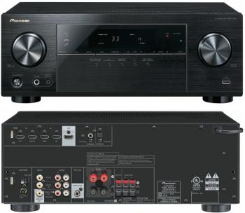 Pioneer VSX-524-K 5.2-Channel AV Receiver