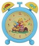Dinseys Winnie The Pooh Stuck In His Honey pot Twin Bell Childrens Bedroom Alarm Clock - Great Gift Idea