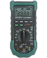 Mastech - MS8229 - Multimètre Digital Multi-Fonctionnel - 5 en 1 - Gamme Automatique
