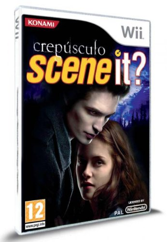 Twilight: Scene It [ES]