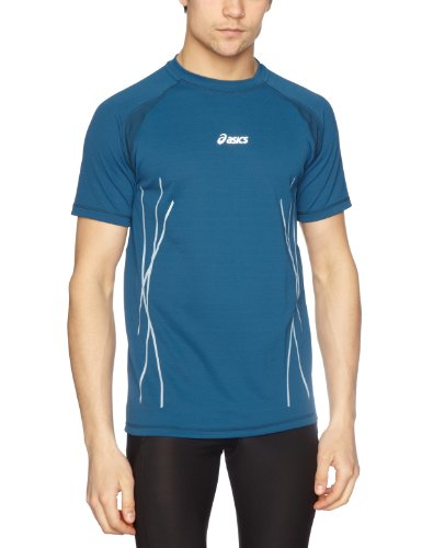Asics Men's Short-Sleeve Graphic Top