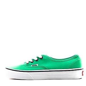 Vans Mens Authentic, Bright Green/Black