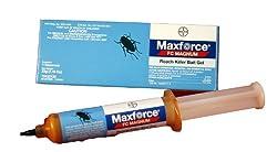 Maxforce FC Magnum Cockroach German Roach Control Bait 1.16 oz Tube w/ Plunger