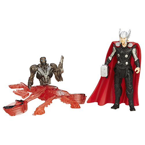 Marvel Avengers Age of Ultron Thor Vs. Sub-Ultron 005 2.5-inch Figure Pack - 1