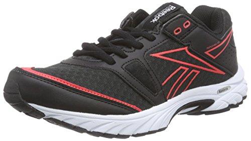 Reebok Triplehall 4,0 Scarpe da corsa, Donna, Multicolore (Black/Red), 37