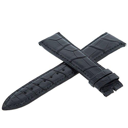 franck-muller-23h-20-16-mm-veritable-alligator-en-cuir-noir-bande-montre-pour-hommes