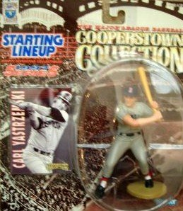 Starting Lineup MLB Carl Yastrzenski Figure: Cooperstown Collection