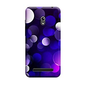 Digi Fashion Designer Back Cover with direct 3D sublimation printing for Zenfone 5
