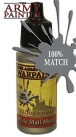 Warpaints: Plate Mail Metal (18ml/0.6Oz)