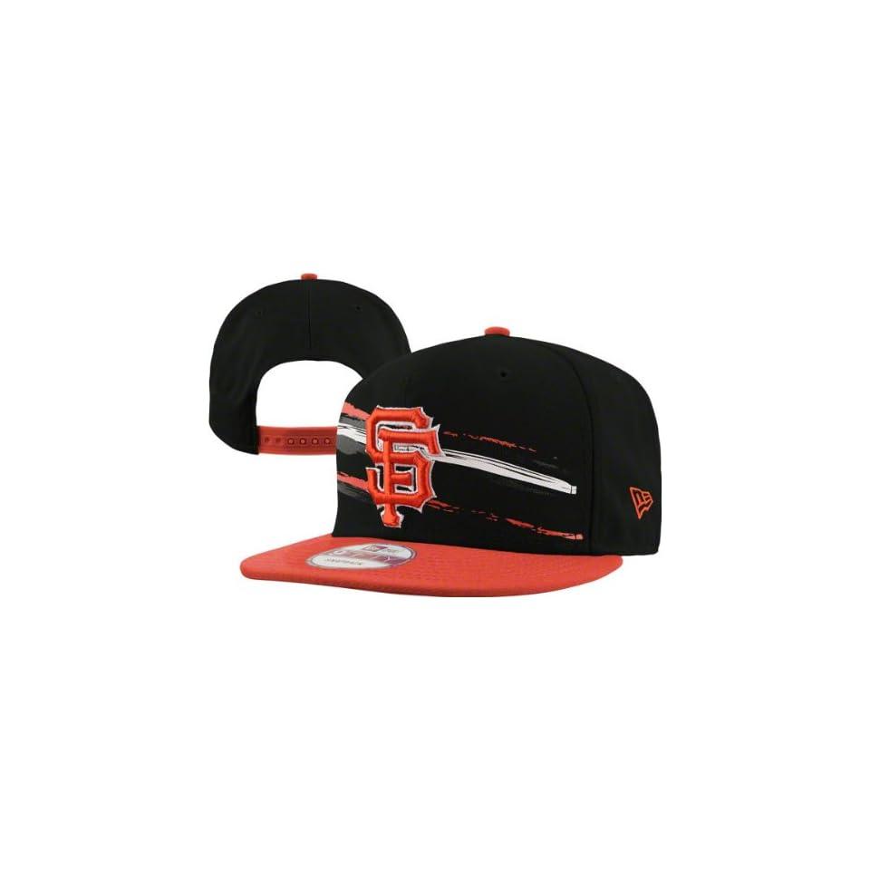 San Francisco Giants New Era 9FIFTY Fantabulous Snapback Adjustable Hat