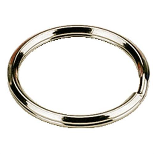 Split Ring Key Rings 25mm Pack of 100