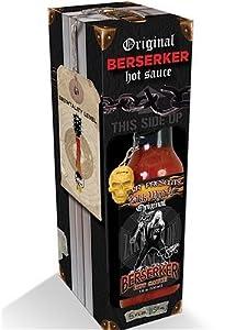 Zakk Wylde's Berserker Original Hot Sauce, 5oz.