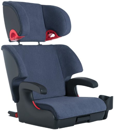 Clek Oobr Booster Car Seat - Ink front-17165