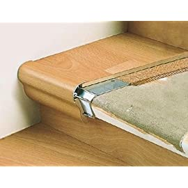 Install Stair Nosing • If the laminate flooring butts up to the ...